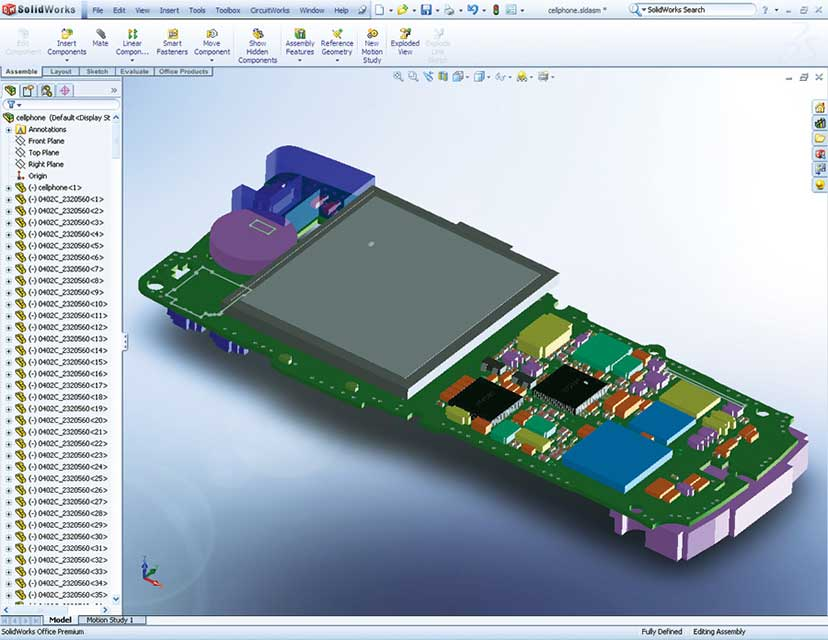 solidworks electrical cad
