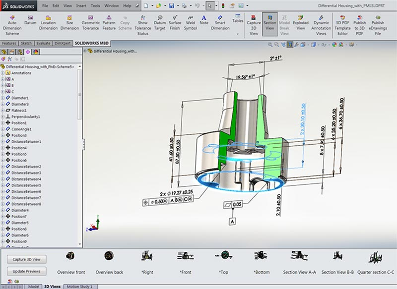 screenshot solidworks mbd