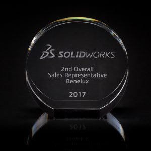 2nd overall sales Award Design Solutions